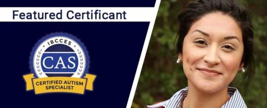 Featured Certificant: Amanda Beeman