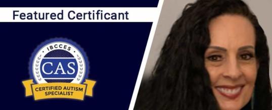 Featured Certificant: Rebecca Bloxham